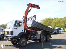 camión volquete bilateral Mercedes