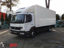 camion nc MERCEDES-BENZ - ATEGO818 KONTENER CHŁODNIA IZOTERMA 0*C WINDA, AUTOMAT, TEMPOMA