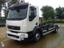 Camión portacontenedores Volvo FL 240