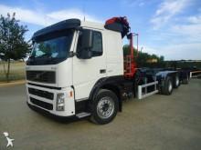 Camión portacontenedores Volvo FM9 400