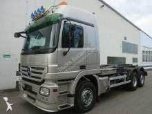Camión portacontenedores Mercedes Actros 2548