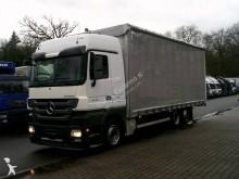 Camión lona corredera (tautliner) Mercedes Actros 2544