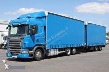 Camión lona corredera (tautliner) Scania R 440