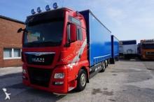 Camión lona corredera (tautliner) MAN TGX 26.480