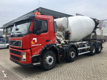 Volvo concrete mixer truck