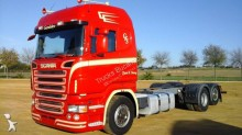 Camión chasis Scania R 480