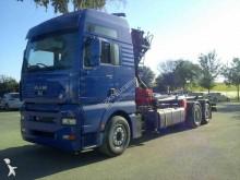 Camión portacontenedores MAN TGX 26.440