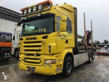 camión maderero usado