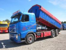 camion Volvo FH12/420 6x2 Kipper Soak/blow