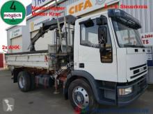 camião Iveco 120E18 3S. Meiller Kran 4m=1.8t 5.+6.Steuerkreis