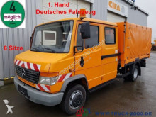 Mercedes 614 D Vario 6 Sitzer 1.Hand Standhzg. AHK 3.5t. truck