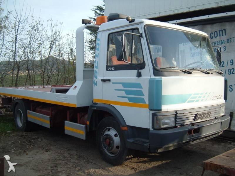 camion iveco porte engins zeta 6x2 gazoil occasion n 276140. Black Bedroom Furniture Sets. Home Design Ideas