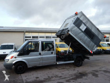 camion Ford Transit FT 430 TDE DoKa Kipper Standheizung