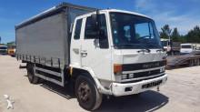 Bedford tautliner truck