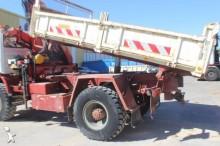 used construction dump truck