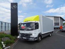 Mercedes Atego 816 4x2 Koffer + LBW Rolltor Tür AHK