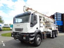 Iveco concrete mixer + pump truck concrete truck