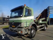 vrachtwagen containervervoer Mercedes