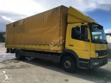 Mercedes 1218 Pr/Plane LBW Euro 5 Klima 8.0 meter Lange truck
