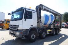 Mercedes Actros 3248 8X4 Euro 5 Betonmischer IMER + Band truck