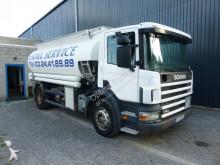 Scania chemical tanker truck