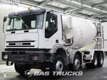Iveco concrete mixer truck