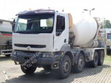 camião Renault KERAX 370 8X4 STETTER 9m³