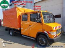 Mercedes 613 D Vario DoKa 6 Sitzer 1. Hand Plane AHK 2x truck