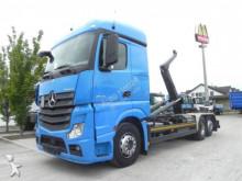 Mercedes Actros neu 2545 L 6x2 Abrollkipper Scheckheft DB truck