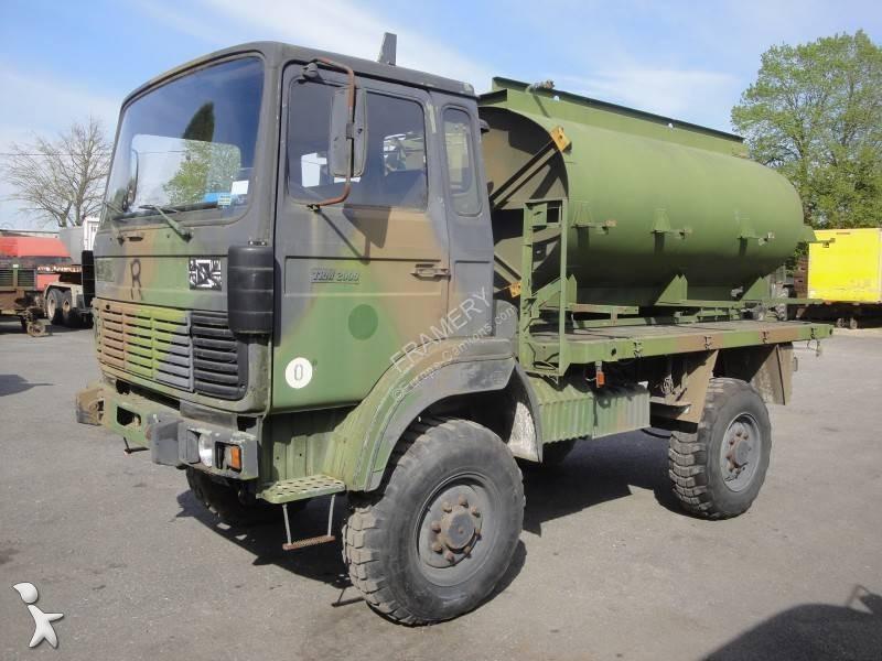 camion renault citerne trm 2000 4x4 gazoil occasion
