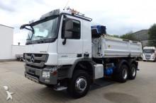 Mercedes Actros 3341 Euro 5 6x6 Meiller Kipper Bordmatic truck
