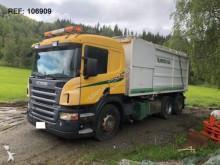 Scania - P420 SIMON MOOS STEERING AXLE truck