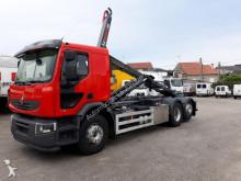 Camión portacontenedores Renault Premium LANDER 410 DXI 6X2