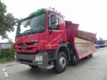 Mercedes Actros 4144 K 8x4 4-Achs Kipper truck