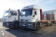 Iveco Eurotech 190E38 heavy equipment transport