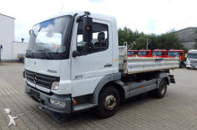 Mercedes Atego 818 K 4x2 Grüne Plakette Meiller Kipper truck