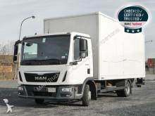 Camión furgón MAN TGL 8.180 4X2 BL Ladebordwand, AHK, Tempomat