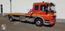 Mercedes Atego 1229 L 1229 L, 19.000 Km!!! Abschleppwagen, Schiebeplateau, Brille truck