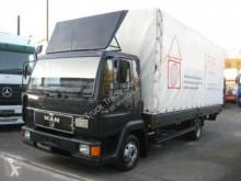 камион MAN L2000, Typ 8.163 Pritsche -Plane 6,20 Meter