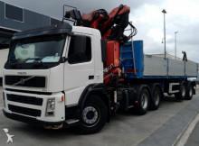Camión volquete Volvo - CAMION GRUA 400 6X4 FASSI 420 2007
