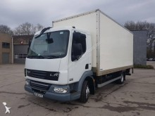 DAF plywood box truck