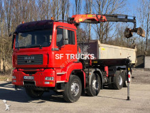 MAN TGA 35.400 truck