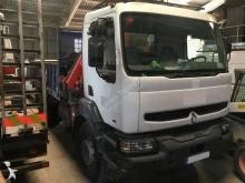 Camión volquete Renault Kerax 260.19