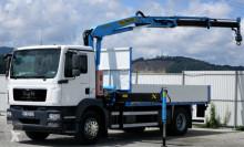 MAN TGM 18.280 Pritsche 4,80 m + KRAN*Top Zustand! truck