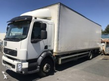 camión furgón caja polyfond Volvo