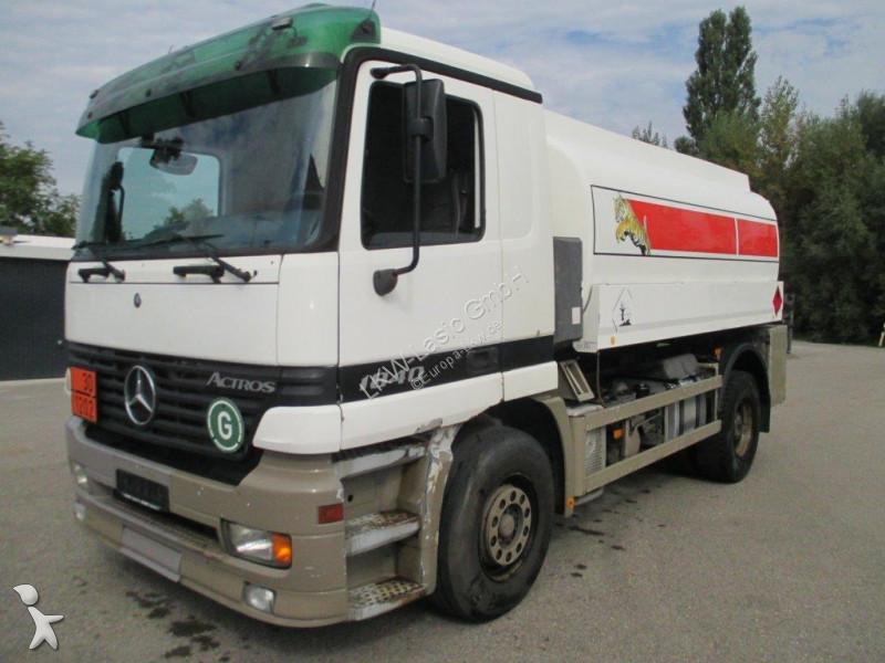 Camion Mercedes 1840L /EURO3