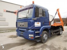 ciężarówka bramowiec MAN