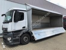 camión Mercedes Antos 1830 L nR 4x2 1830 L nR 4x2 Getränkekoffer mit LBW