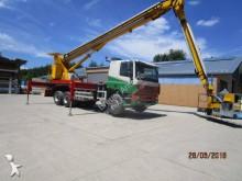 camião plataforma DAF