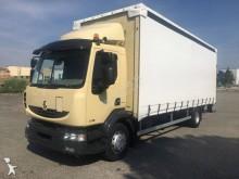 Camión lona corredera (tautliner) Renault Midlum 160.12 DXI